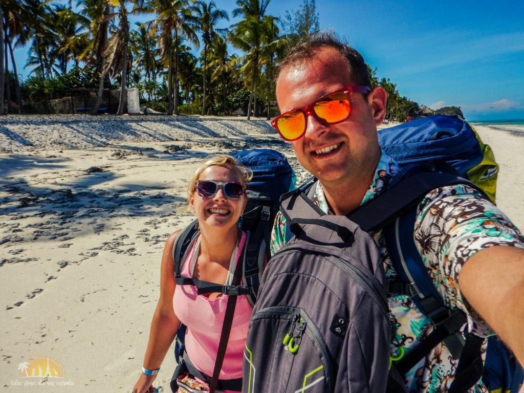 To my Zanzibar - Plaża w Pingwe