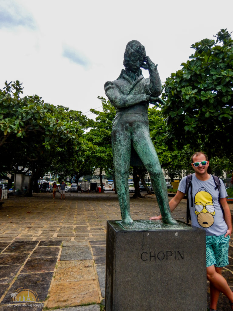 Chopin na Praia Vermelha
