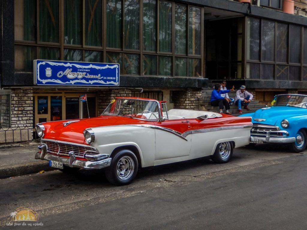 1965 Ford, który został kabrioletem