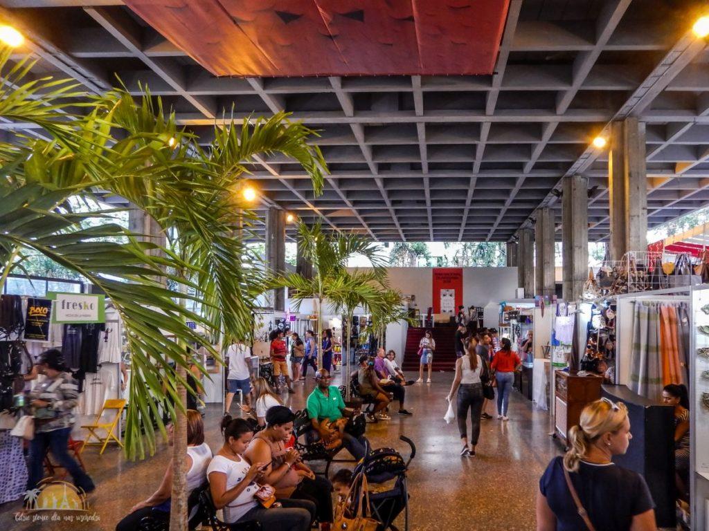 Centrum targowo-wystawiennicze Pabellón de Cuba