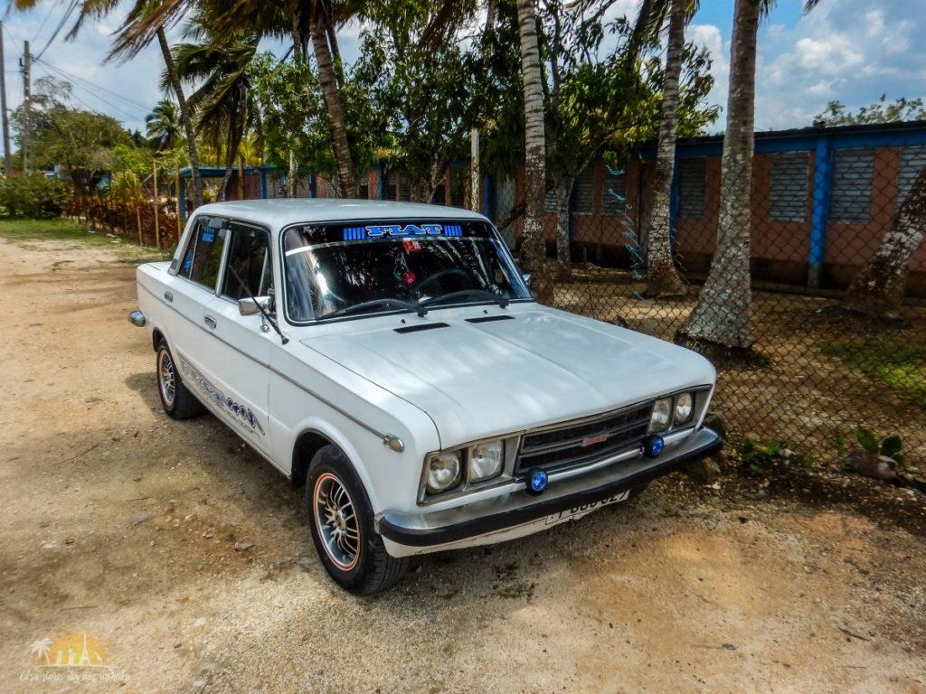 Fiat 125p, wersja Village tunning