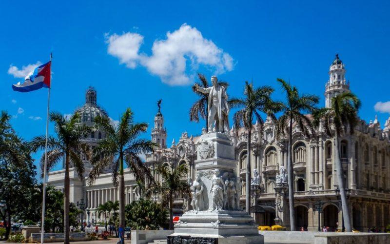 Kuba - Hawana w dwóch odsłonach, czyli My heart is in Havana... cz. I