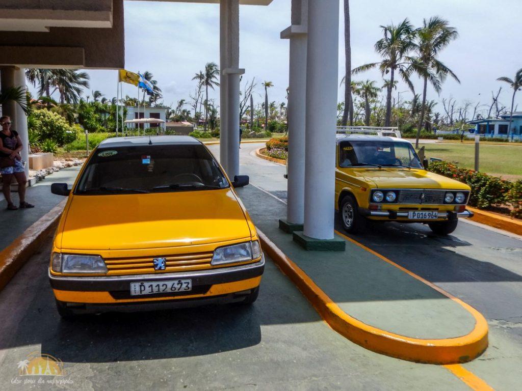 Nie wszystkie taxi są piękne i nowe