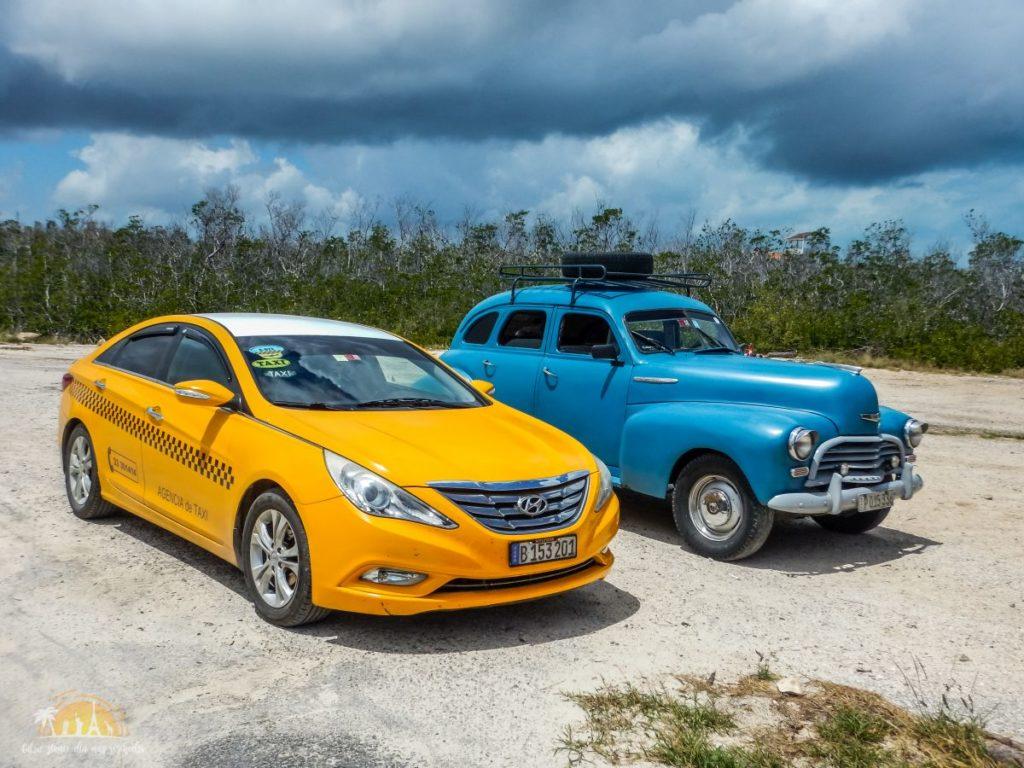 Taxi rządowe vs Taxi prywatne