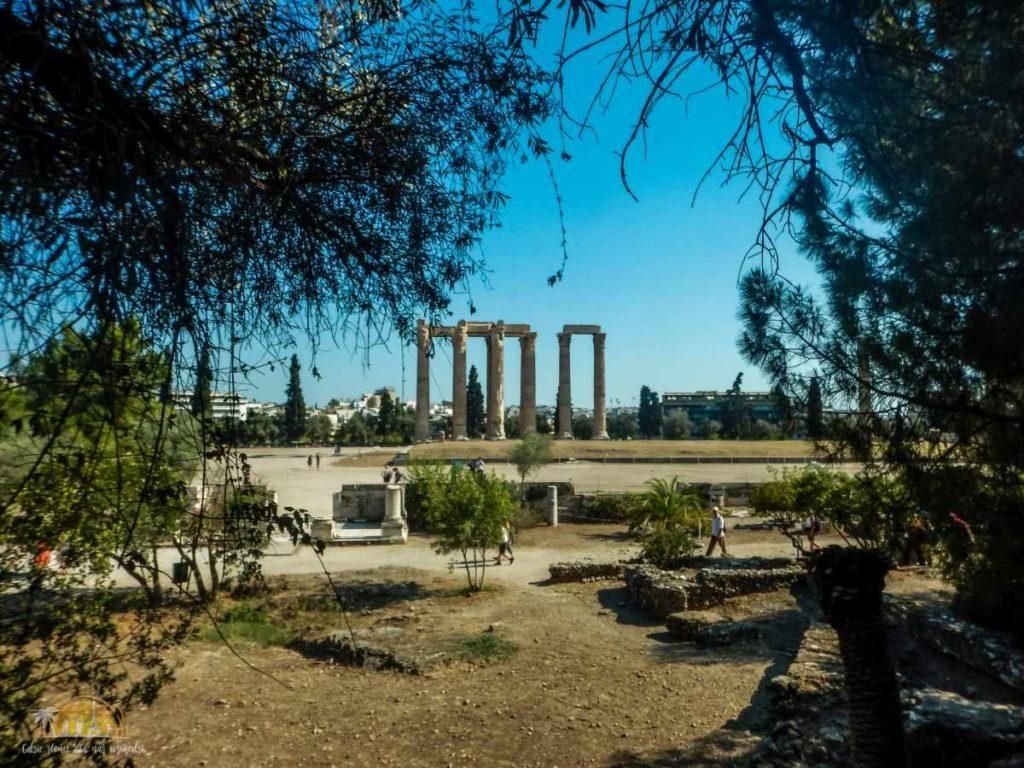 Świątynia Zeusa Ateny