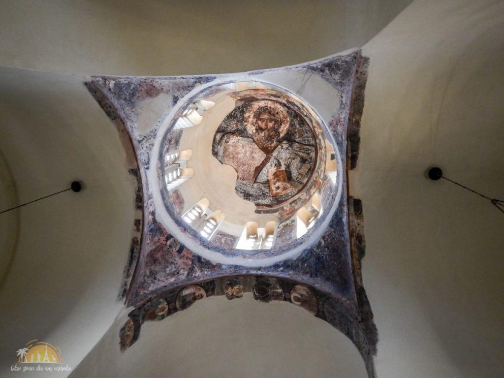 Freski w kościele św. św. Apostołów