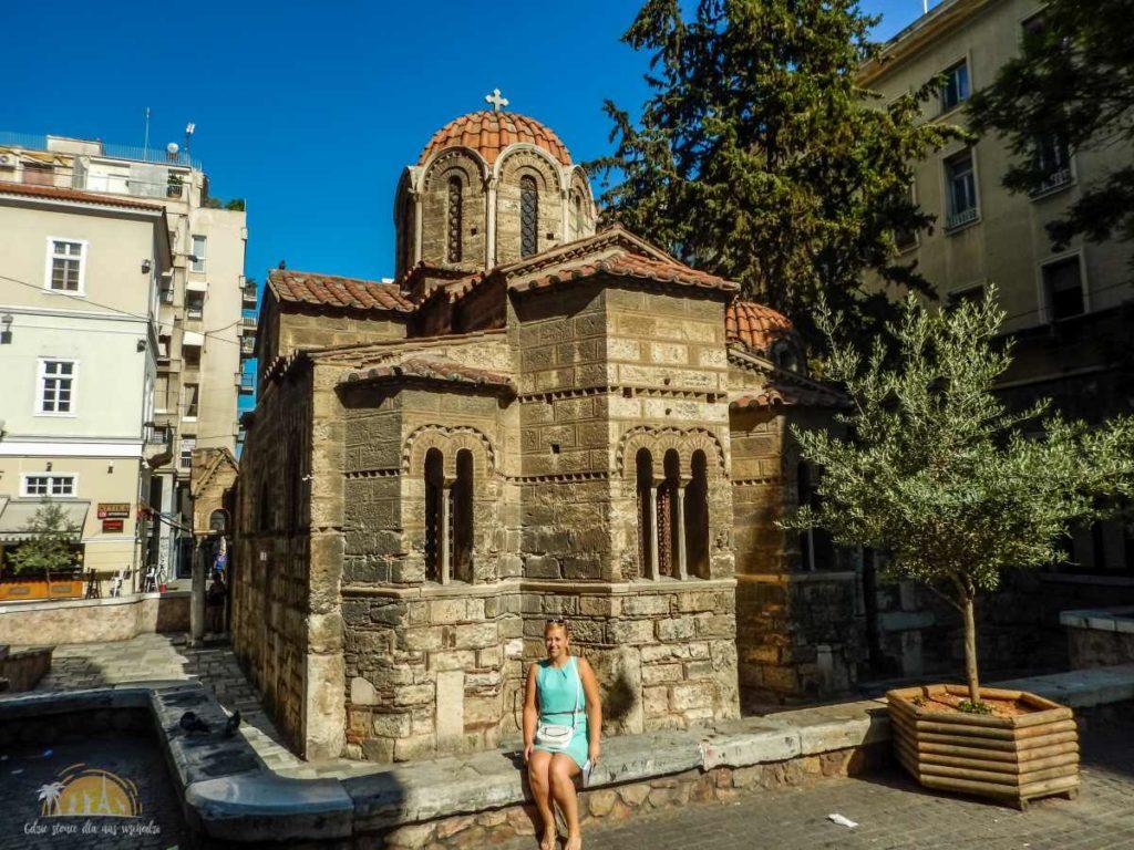 Kościół Kapnikaréa