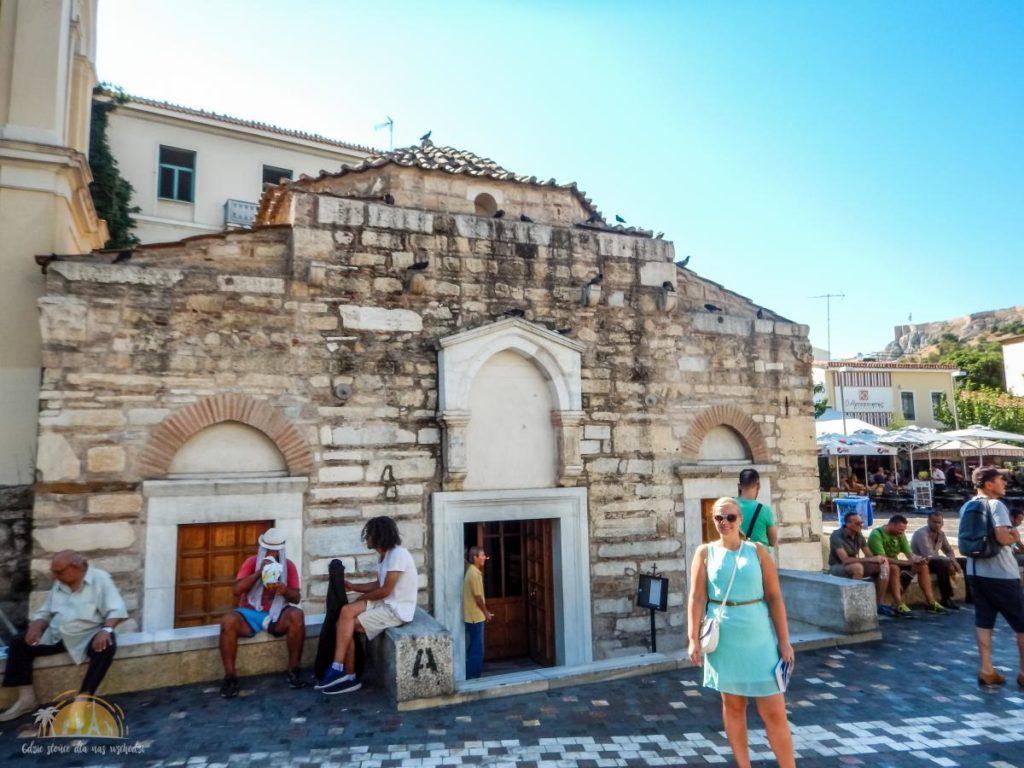 Kościół Pangía Pantánassa