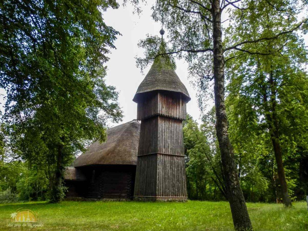 Kościół ze wsi Rychnowo