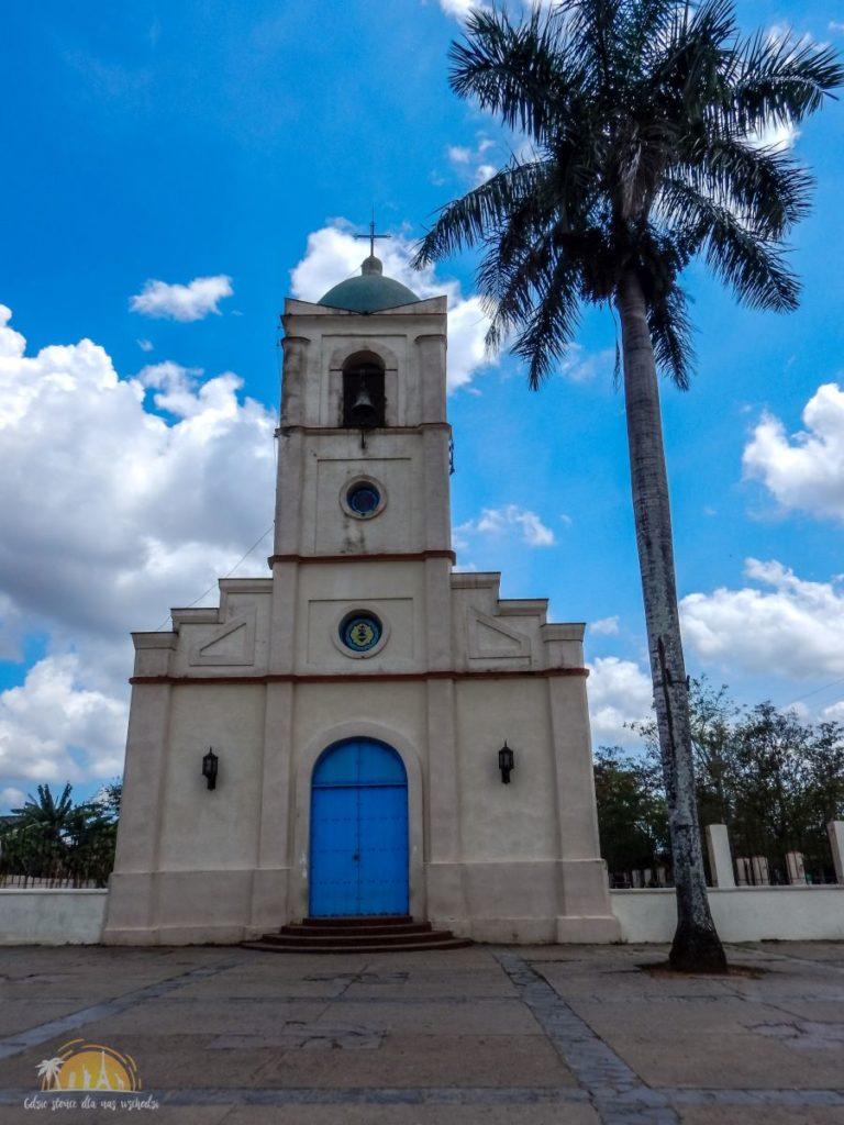 Kościółek Iglesia del Sagrado Corazón de Jesus