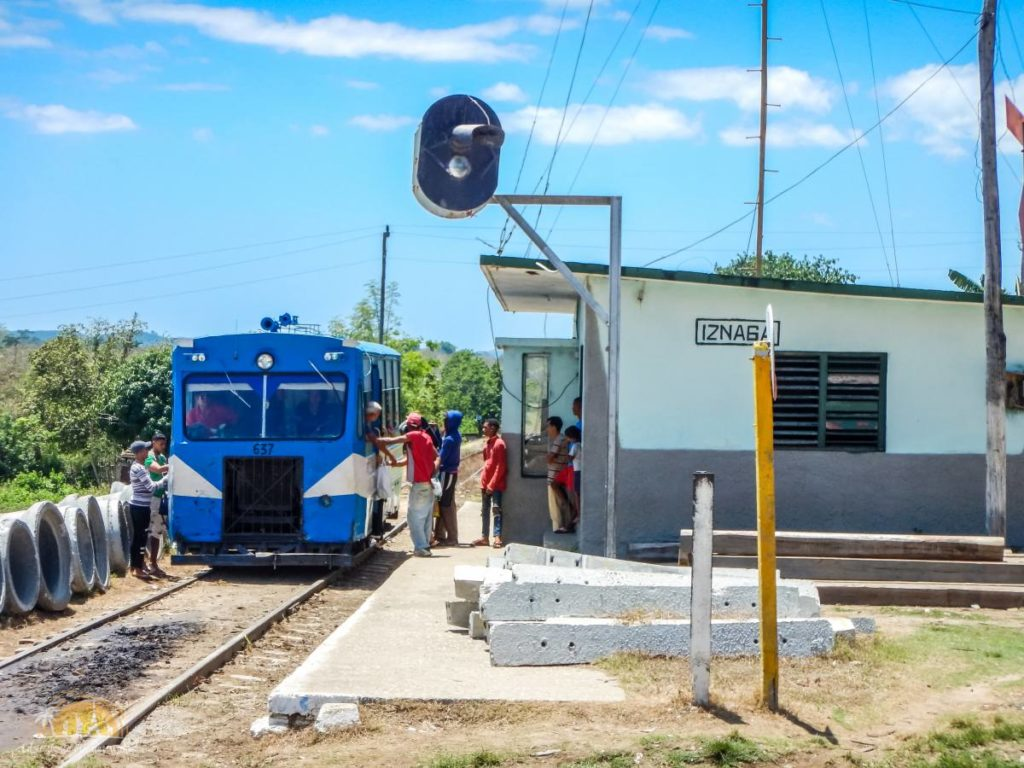 Kubański pociąg