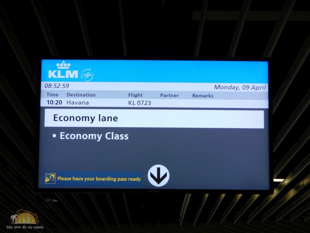 Lecimy KLM