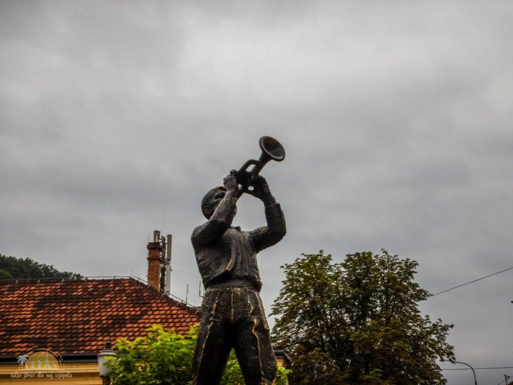 Pomnik Trębacza