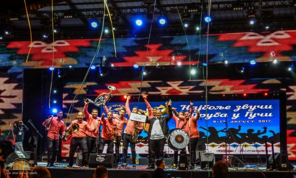 Guča - najlepsza orkiestra 2017