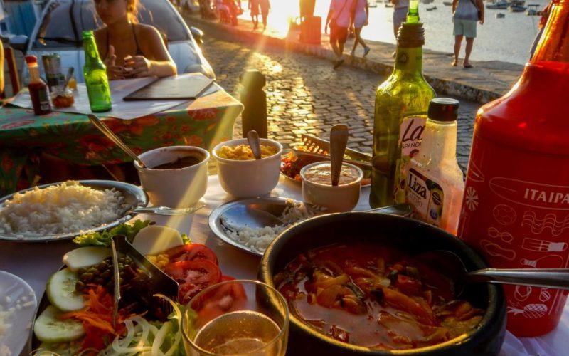 Gdzie warto zjeść - Búzios, Brazylia