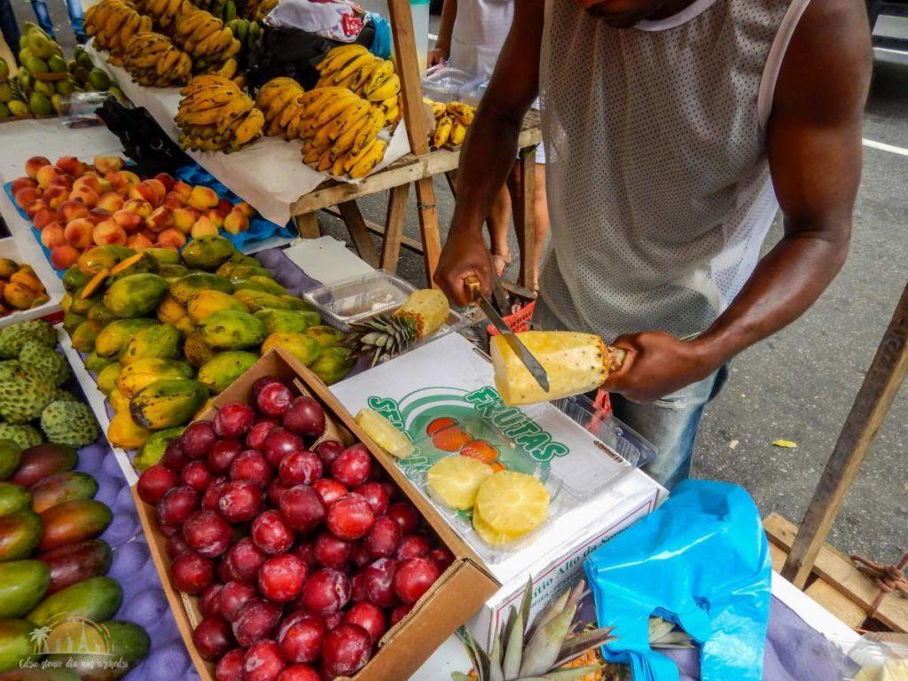 Wybierasz owoc, a Pan od razu go dla Ciebie przygotuje