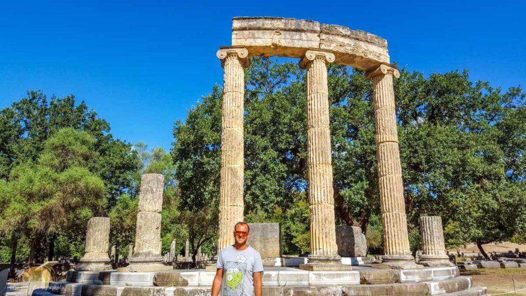 Grecja Olimpia Filipejon