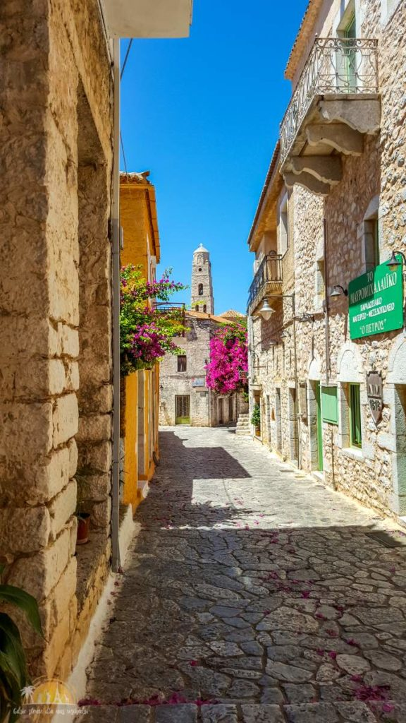 Grecja Areópoli