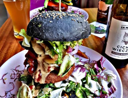 co jak co poznan burger