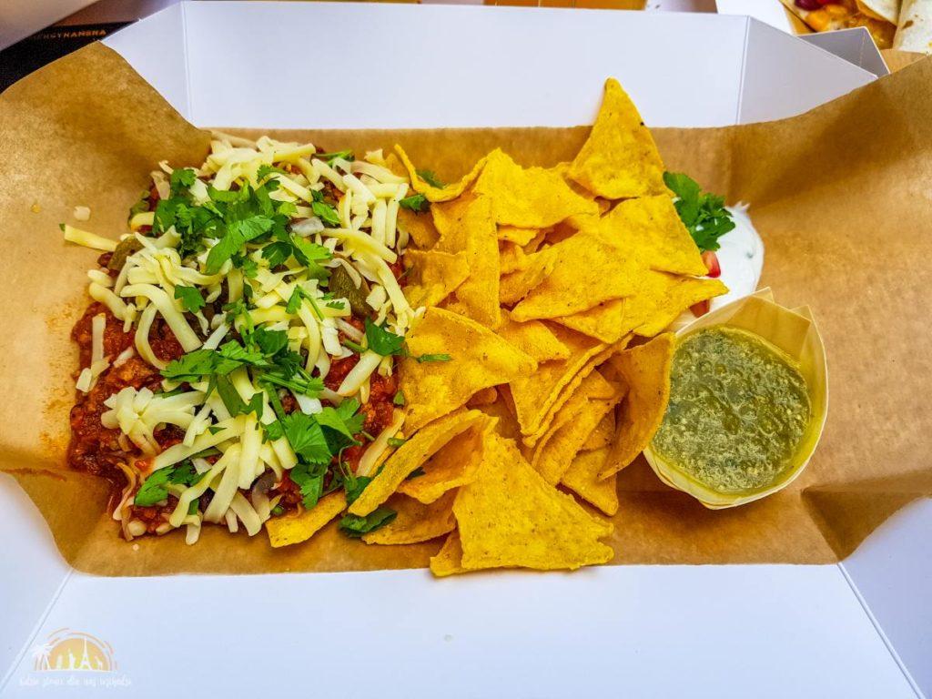 Niezly Meksyk Poznan chili con carne