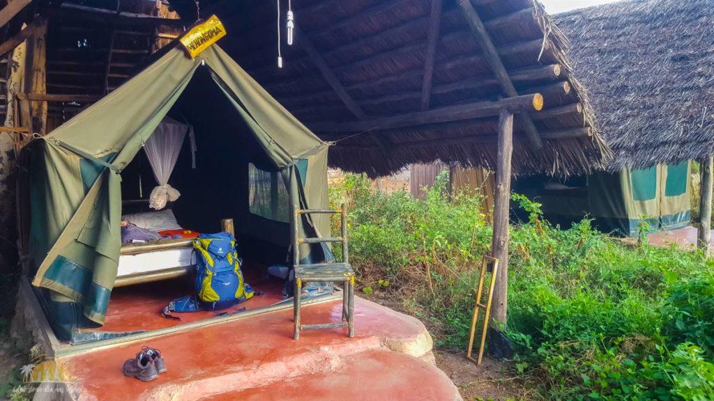 Tanzania safari Sunbright campsite (38)