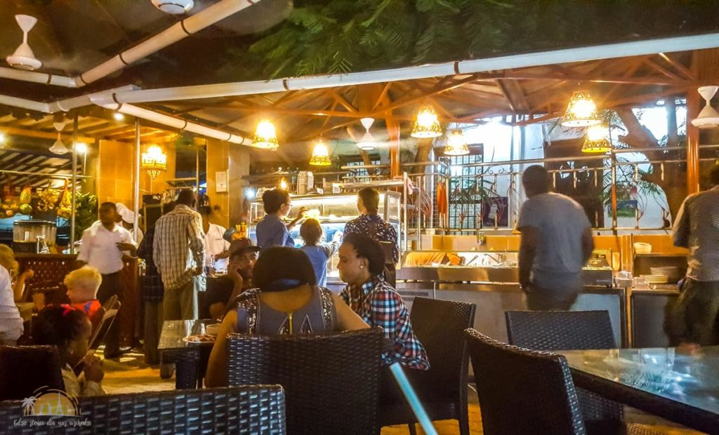 Zanzibar 46 Lukmaan Restaurant
