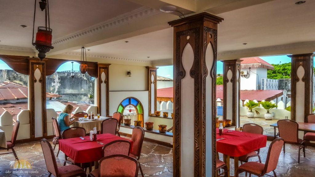 Zanzibar Stone Town 2 Al-Minar Hotel