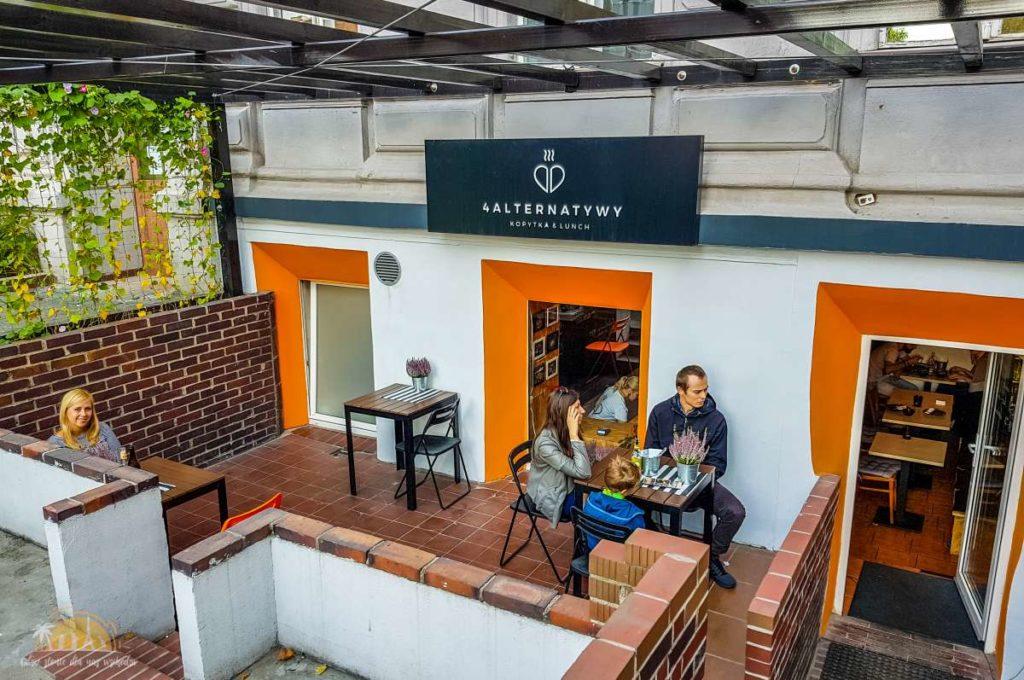 4 alternatywy poznan restauracja ogrodek
