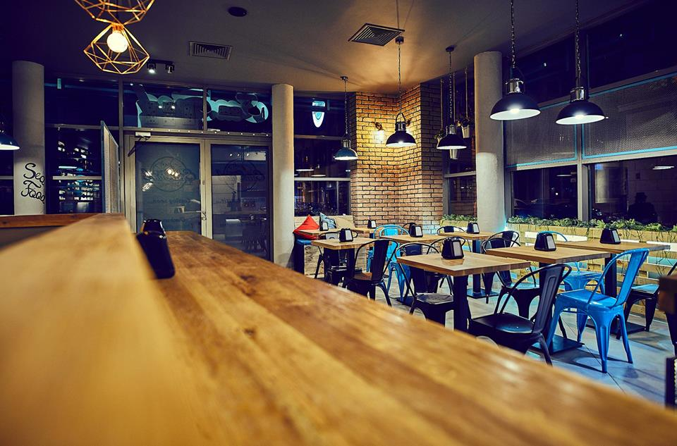 SeaFood Bar&Market restauracja Wrocław 2