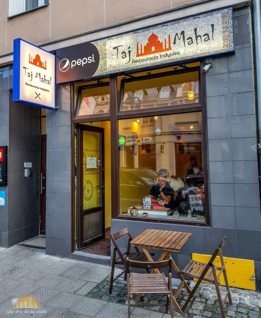 Taj Mahal Poznań restauracja indyjska 10