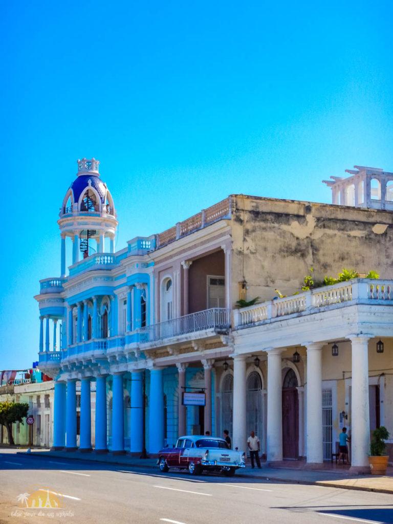 Kuba Cienfuegos Casa de la Cultura Benjamin Duarte