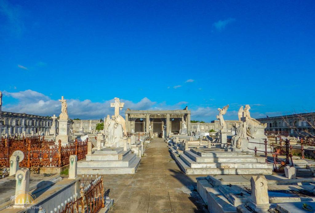 Kuba Cienfuegos Cementerio de la Reina 1