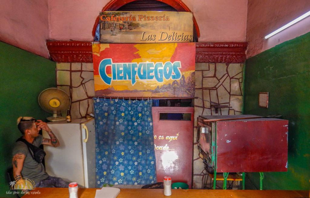 Kuba Cienfuegos Las delicias