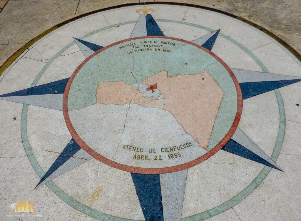 Kuba Cienfuegos Parque José Martí 5