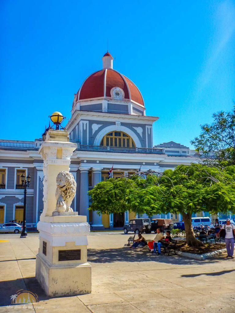 Kuba Cienfuegos Parque José Martí 6