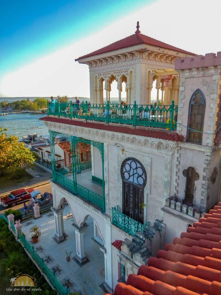 Kuba Cienfuegos Punta Gorda Palacio de Valle 2