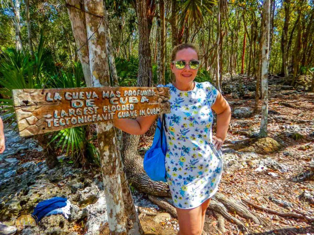 Kuba Cueva de los Peces 3