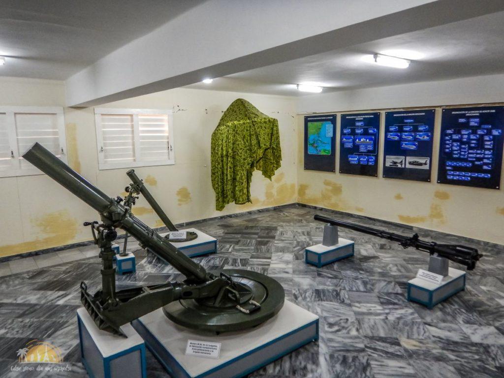 Kuba Museo de Playa Girón 2