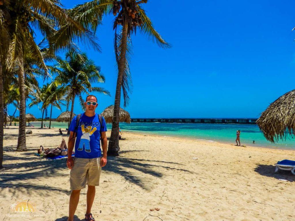 Kuba Playa Girón plaża