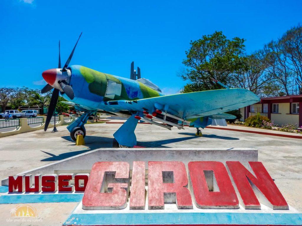 Kuba Playa Girón samolot Hawker Sea Fury