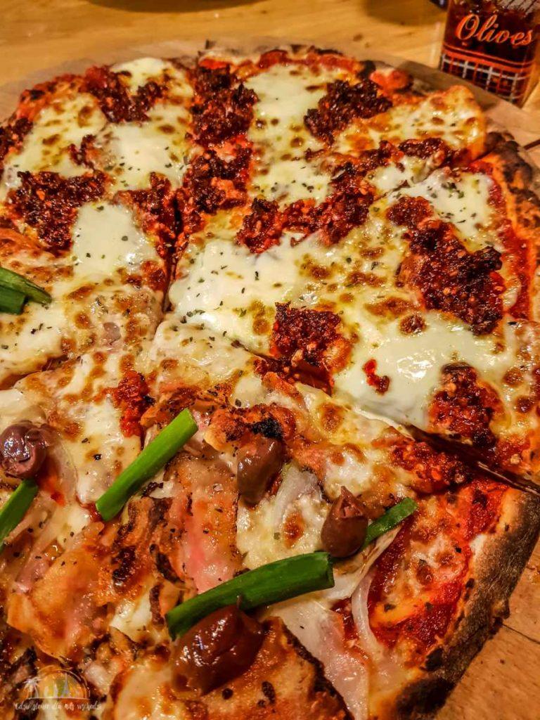 Pizzeria Pesto Wloclawek 6 Pizza Nduja Guanciale
