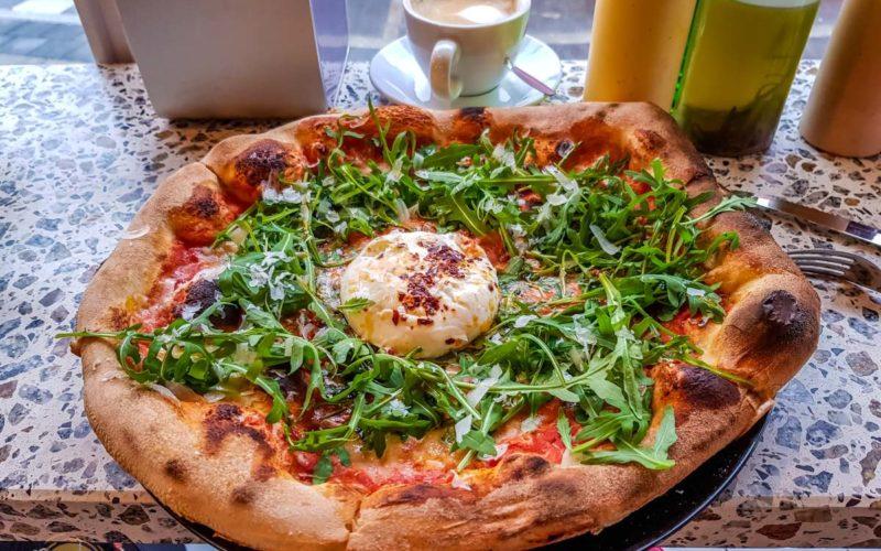 przyjemność, pizza marzeń - Poznań