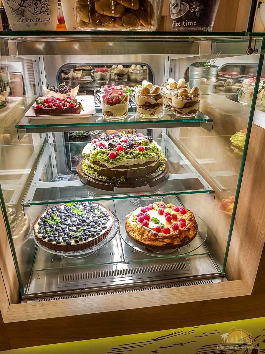 Trattoria Vicolo poznan ciasta 1