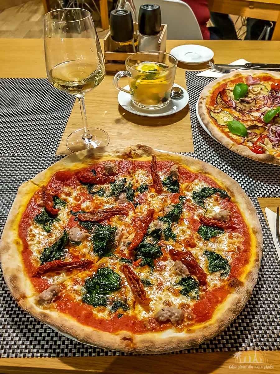 Trattoria Vicolo poznan pizza 2
