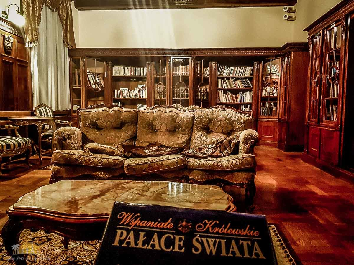 Dolny Śląsk Pałac Żelazno atrakcje 41 v2