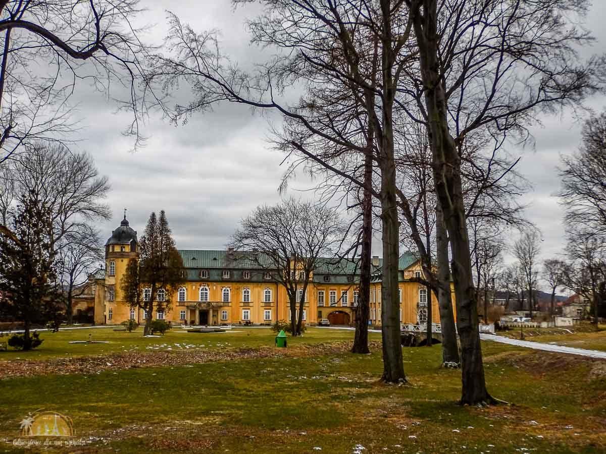 Dolny Śląsk Pałac Żelazno atrakcje 42