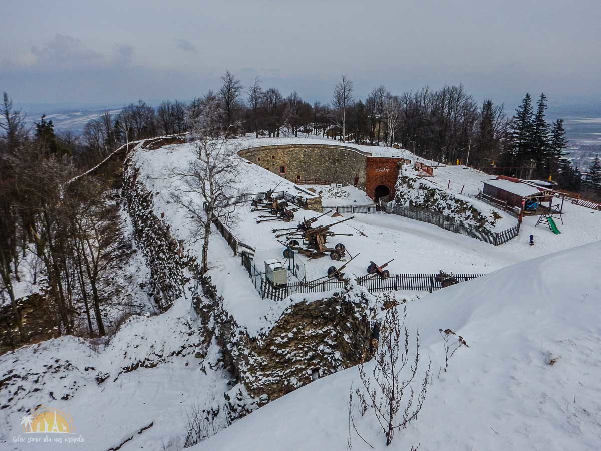 Dolny Śląsk Srebrna Góra atrakcje 18