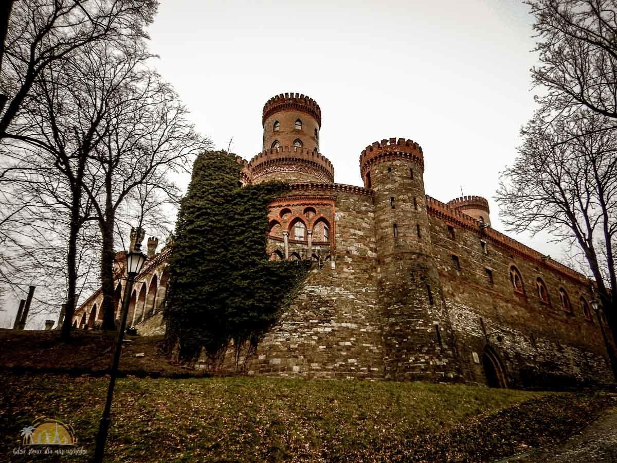 Dolny Śląsk Zamek w Kamieńcu atrakcje 29