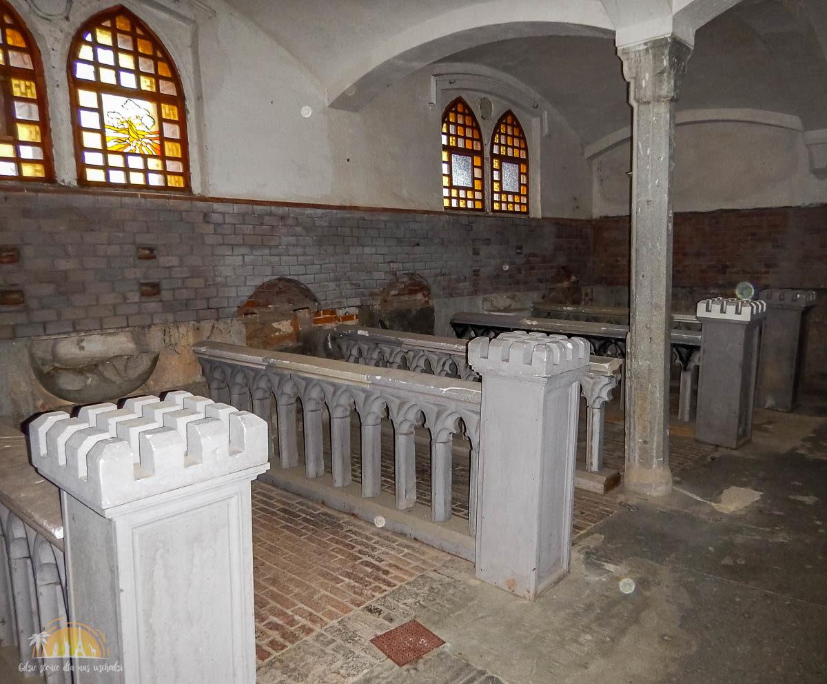 Dolny Śląsk Zamek w Kamieńcu atrakcje 30