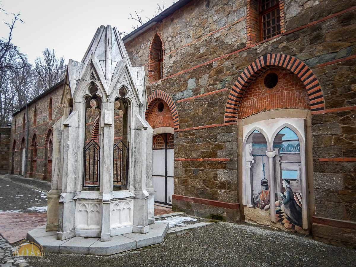 Dolny Śląsk Zamek w Kamieńcu atrakcje 32